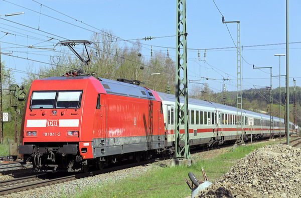 101041 Amstetten 5/5/2016 IC1268 0643 Salzburg Hbf-Karlsruhe Hbf