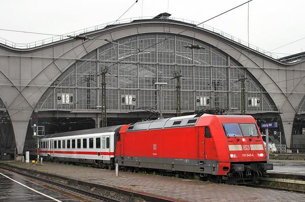 101040 Leipzig Hbf 18/5/2006 IC2130 0942 Leipzig Hbf-Oldenburg