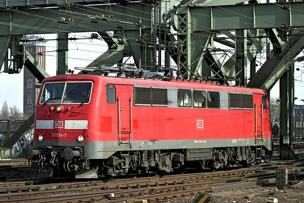 111014 Köln Hbf 6/3/2013