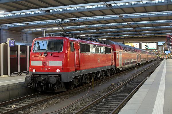 111182 München Hbf 22/2/2016 RB59157 1439 Nürnberg Hbf-München Hbf
