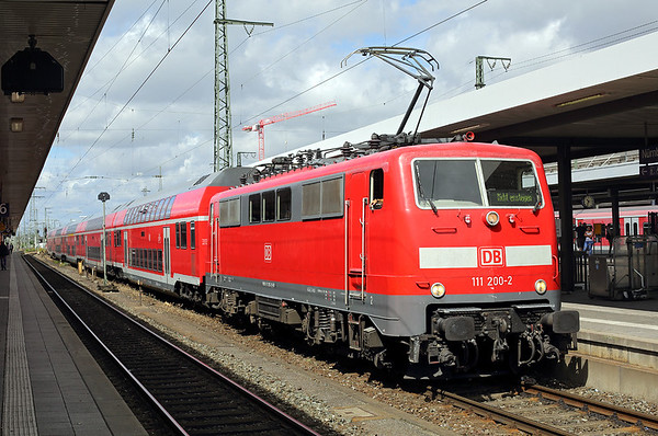 111200 Nürnberg Hbf 30/6/2017