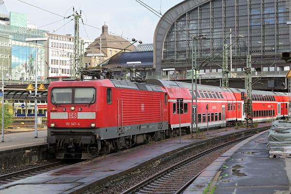 112147 Hamburg Hbf 13/7/2015 RB21358 0808 Hamburg Hbf-Bargteheide