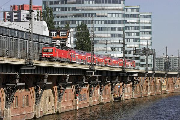 143233 Berlin-Jannowitzbrücke 9/5/2011 RB18924 1555 Berlin Schönefeld Flughafen-Nauen