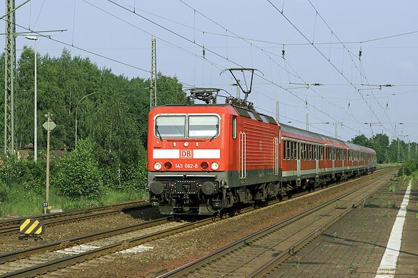 143062 Winsen (Luhe) 6/6/2007 RB24230 1834 Lüneburg-Hamburg Harburg