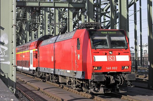 146002 Köln 5/3/2013 RE10119 0951 Aachen Hbf-Hamm