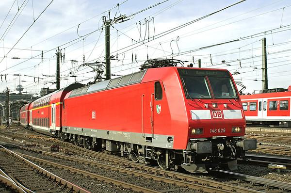 146029 Köln Hbf 6/3/2013 RE10123 1151 Aachen Hbf-Hamm