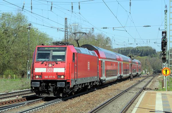 146217 Amstetten 5/5/2016 IRE4225 1002 Stuttgart Hbf-Lindau Hbf