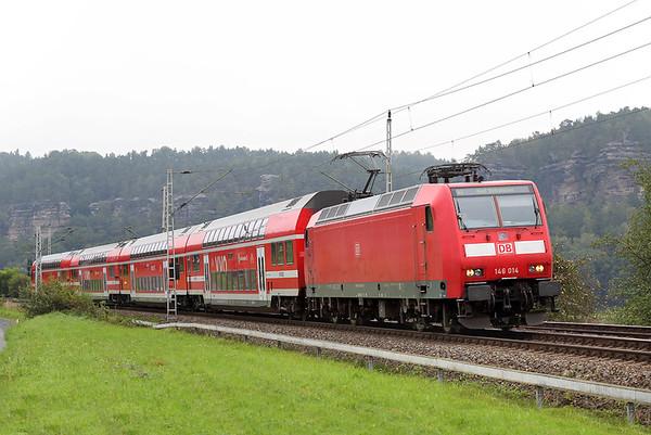 146014 Kurort Rathen 21/9/2017 S1 0817 Meißen Triebischtal-Schöna