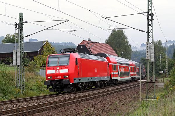 146012 Kurort rathen 21/9/2017 S1 0847 Meißen Triebischtal-Schöna