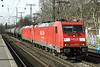 185256 and 185216, Köln Sud 6/3/2013