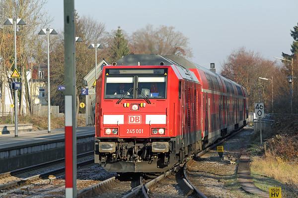 245001 Memmingen 30/11/216 RE57406 0820 München Hbf-Memmingen