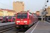 245001 München Hbf 30/11/2016<br /> RE57414 1620 München Hbf-Memmingen