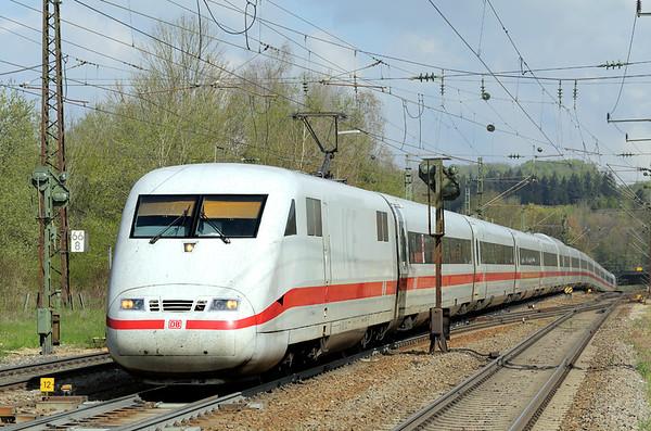 401564 Amstetten 4/5/2016 ICE591 0241 Hamburg Altona-München Hbf