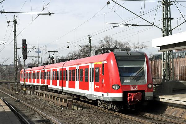 423763 Köln Messe/Deutz 6/3/2013 S13 1238 Köln Hansaring-Troisdorf