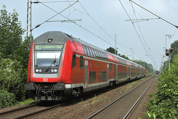 146017 (On rear), Voerde 6/6/2007 RE11115 1045 Emmerich-Koblenz