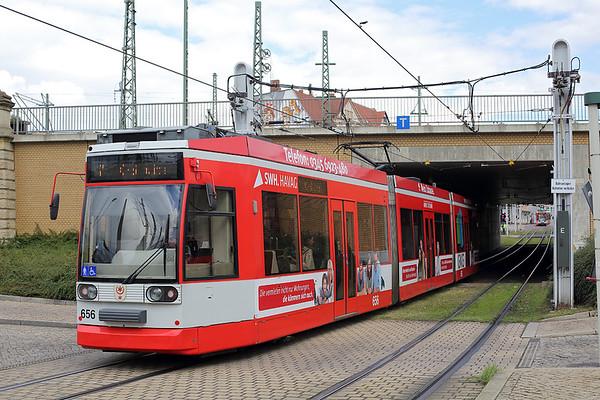 656 Hauptbahnhof 19/9/2017