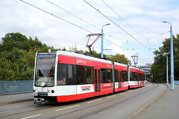 675 and 676, Mansfelder Straße 19/9/2017