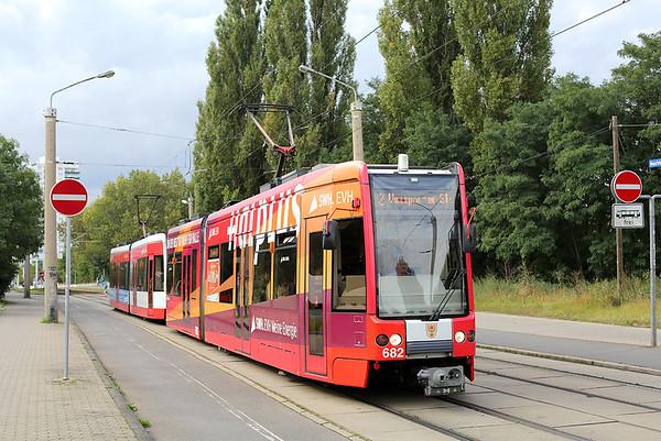 682 and 681, Mansfelder Straße 19/9/2017