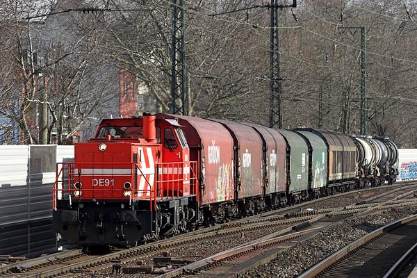 DE91 Köln Sud 6/3/2013