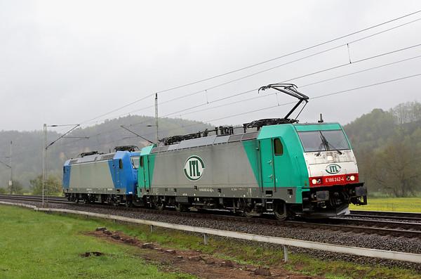 186242 and 185524, Kurort Rathen 28/4/2015