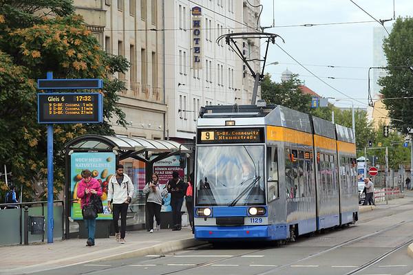 1129 Leipzig Hbf 19/9/2017