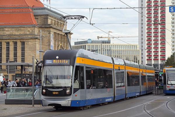 1201 Leipzig Hbf 19/9/2017
