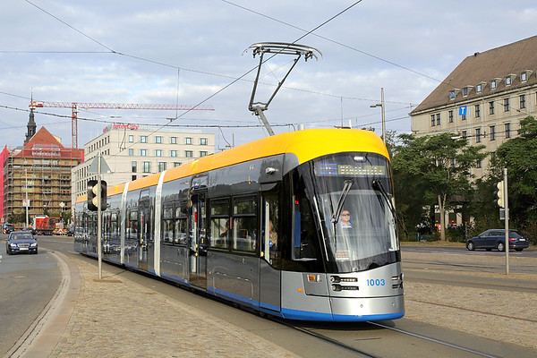 1003 Leipzig Hbf 19/9/2017
