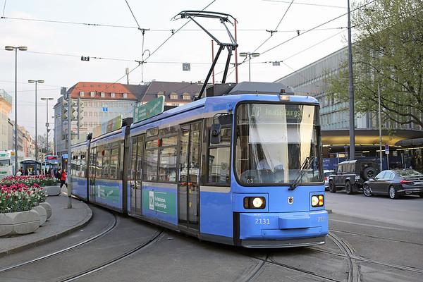 2131 Hauptbahnhof 2/5/2016