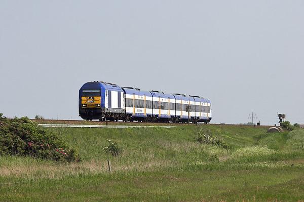 DE2000-02 Keitum 7/6/2007 NOB80604 1403 Bredstedt-Westerland