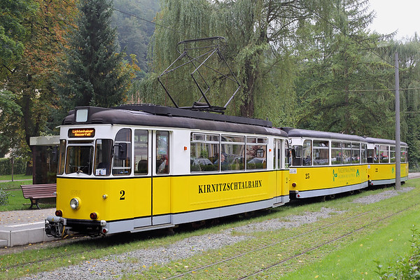 2, 23 and 22, Bad Schandau Kurpark 21/9/2017