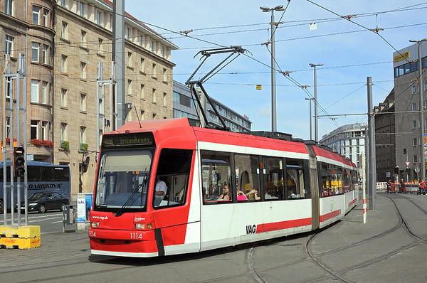 1114 Hauptbahnhof 28/6/2017