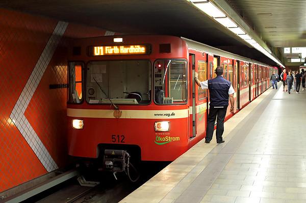 512 Hauptbahnhof 29/6/2017