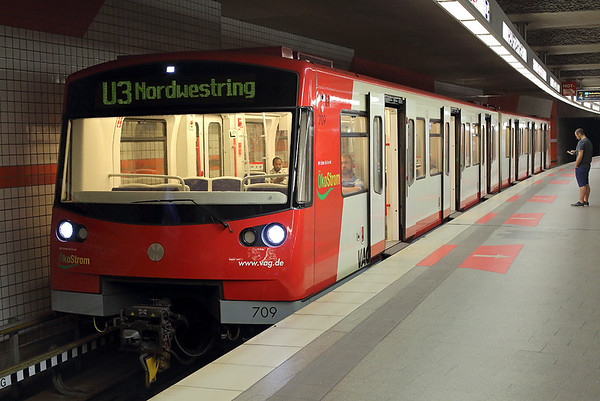 709 Hauptbahnhof 1/7/2017