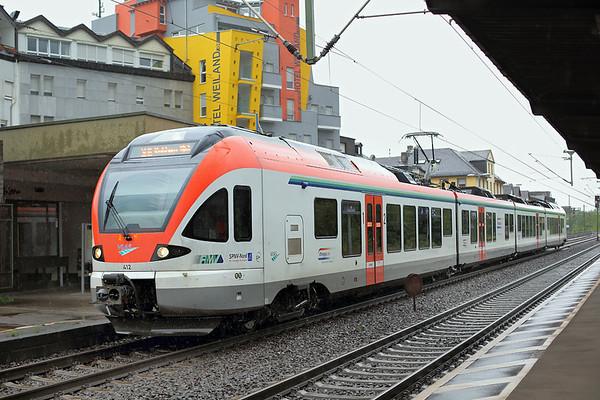 412 Oberlahnstein 13/8/2014 RB25074 1523 Frankfurt (Main) Hbf-Koblenz Hbf