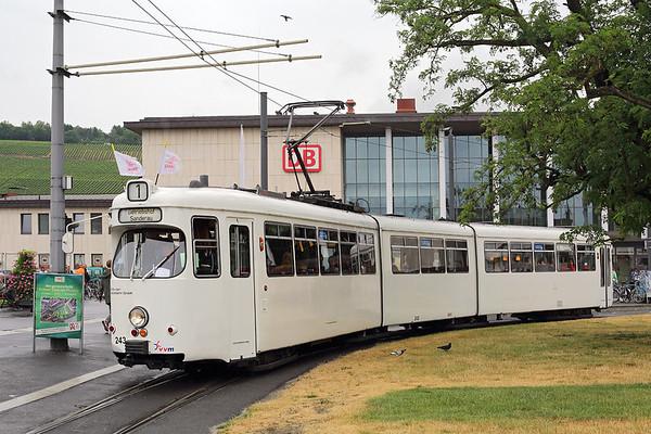 243 Hauptbahnhof 29/6/2017