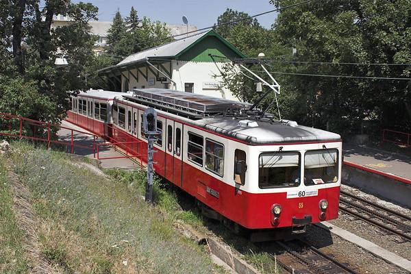 55 and 65, Széchenyi-Hegy 30/6/2012