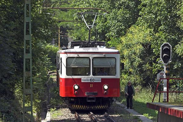 51 and 61, Szent János Körház 30/6/2012