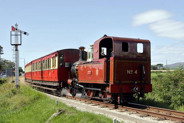 4 'Loch', Castletown 14/8/2011 1350 Port Erin-Douglas