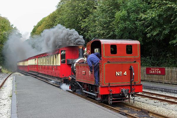 4 'Loch', Santon 19/8/2011 0950 Port Erin-Douglas