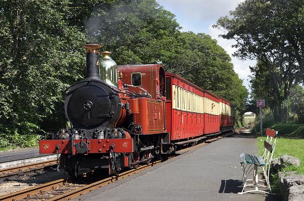 4 'Loch', Castletown 14/8/2011 1150 Douglas-Port Erin