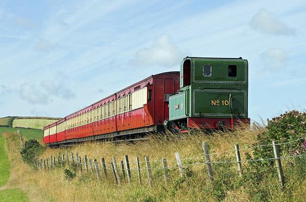 10 'G H Wood', Ballashamrock 17/8/2011 0950 Port Erin-Douglas