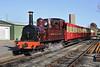15 'Caledonia' (Manx Northern Railway No.4), Port Erin 18/4/2014