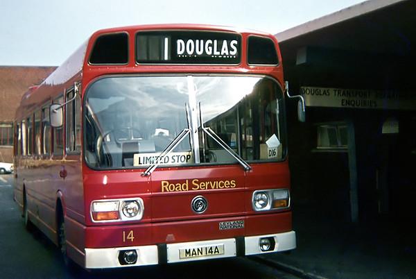 14 MAN14A, Douglas 1976