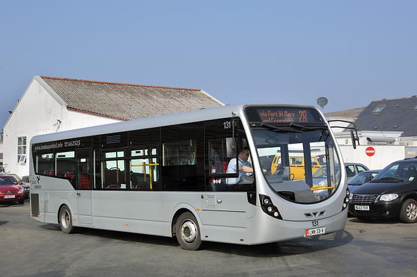 131 LMN331K, Port Erin 9/4/2015