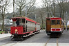33, 43 and Snaefell 5, Laxey 8/4/2015<br /> 33 and 43: 1340 Douglas-Ramsey