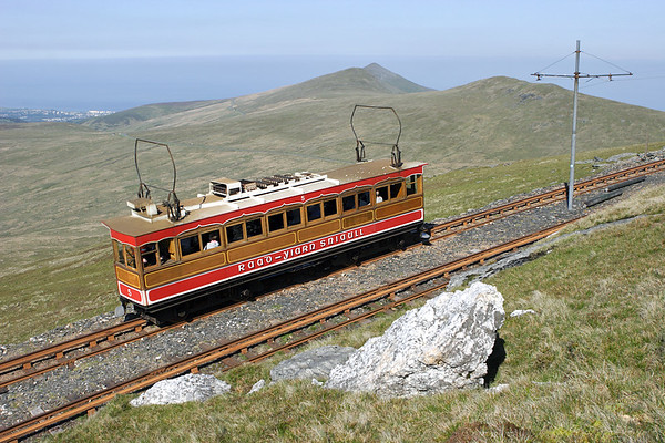 5 Snaefell 29/5/2009