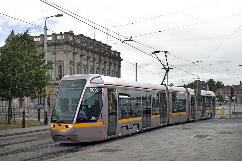 3007, Dublin Heuston 29/7/2006