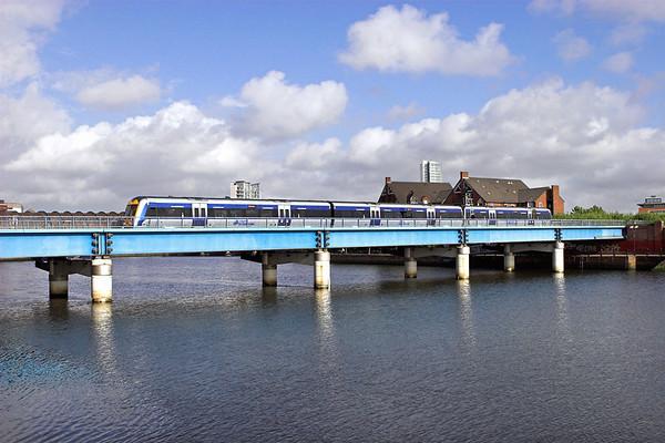 3007 Belfast Central 27/4/2010 0820 Portadown-Bangor