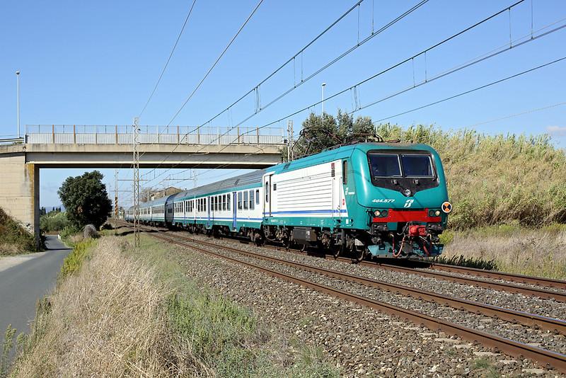 E464-577 La California 25/9/2013<br /> RV2341 1345 Pisa Centrale-Roma Termini