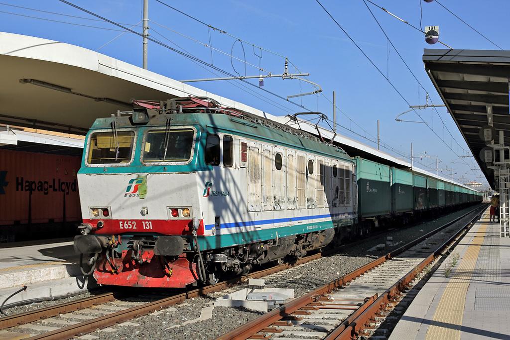 E652-131 Pisa Centrale 23/9/2013